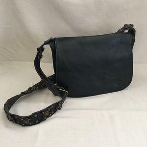 Patricia Nash Black Crossbody Bag